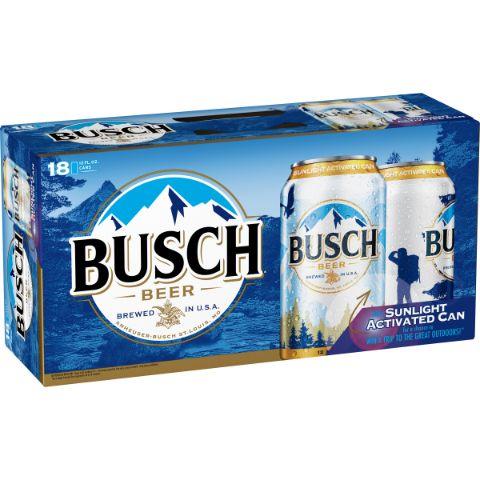 Get Busch Beer 18 Pack 12oz Can Delivered to Your Door | 7NOW